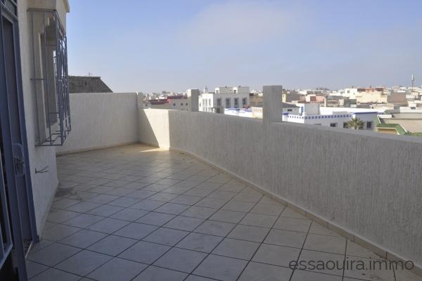 Appartement en vente sur terrasse