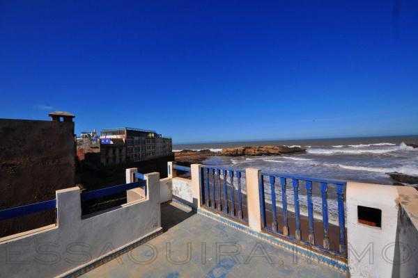 Riad à Essaouira avec vue sur mer