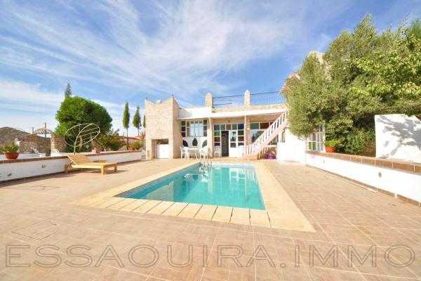 Charmante villa à 20 km d'Essaouira