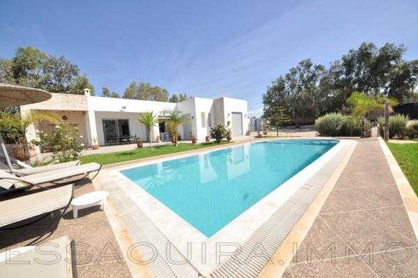 Confortable villa à 8km d'essaouira