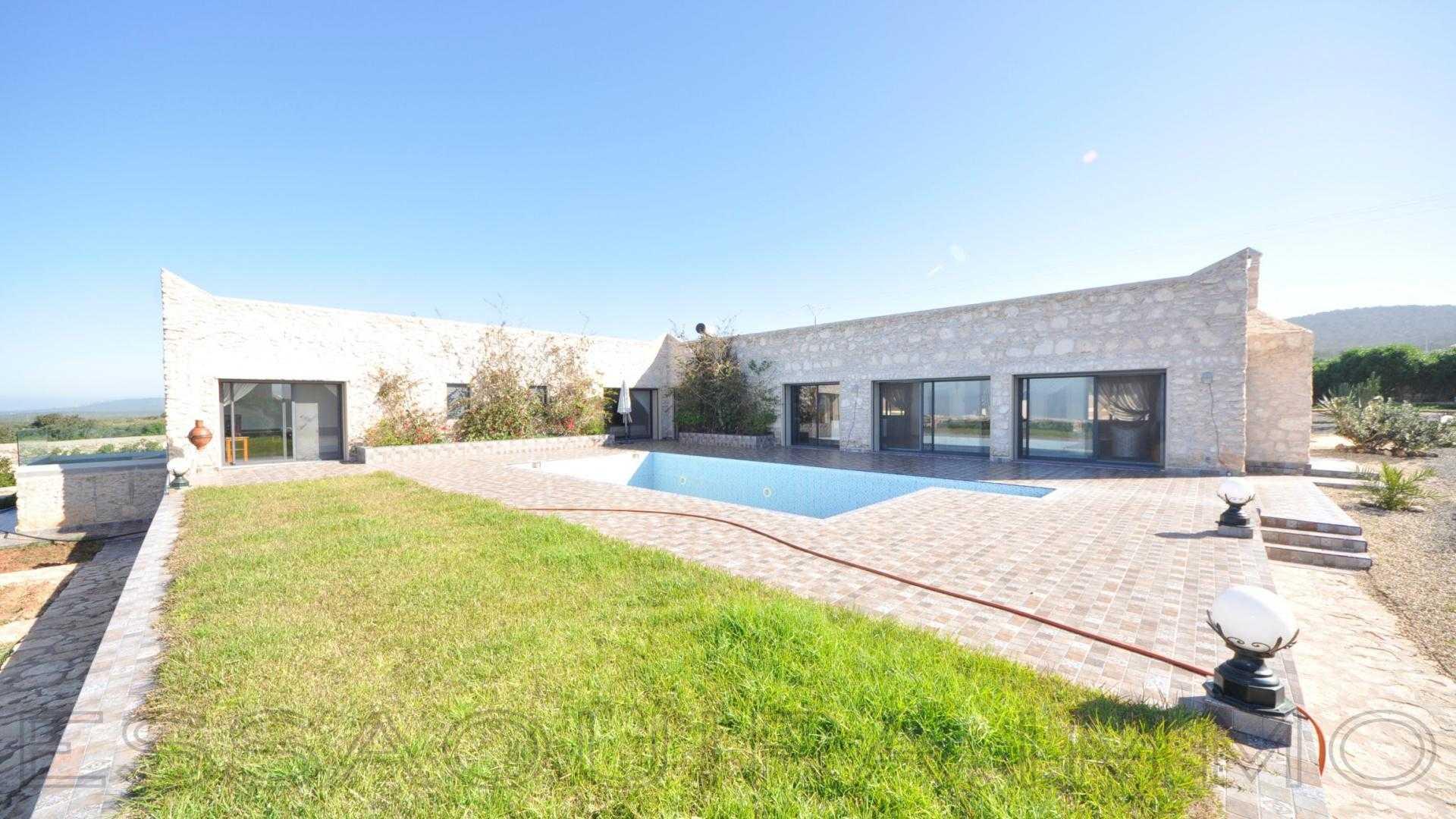 villa référence 1233