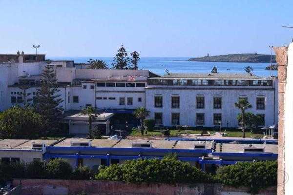 Maison d'hôtes avec terrasse vue mer