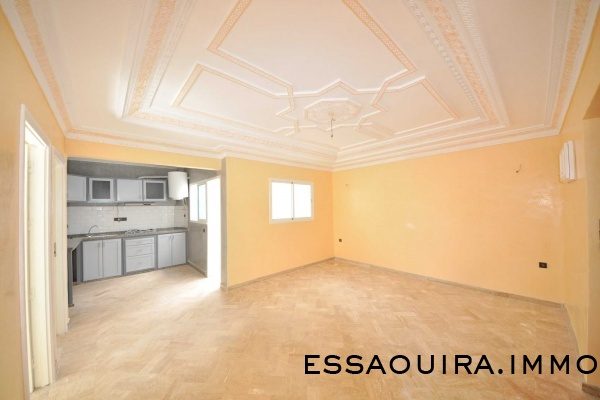 Spacieux appartement vide