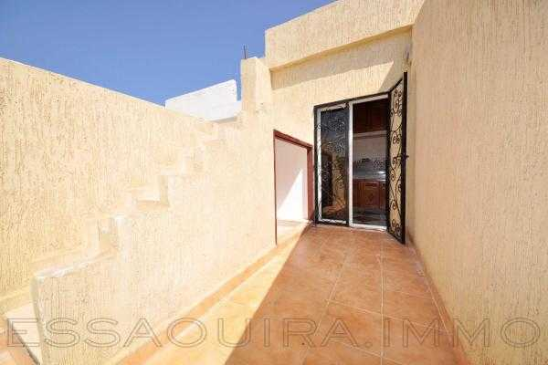 Appartement terrasse attenante et solarium
