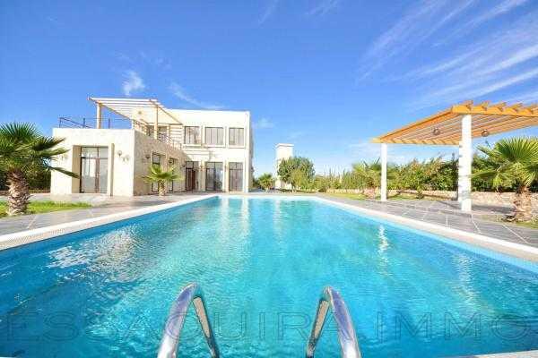 Magnifique villa neuve