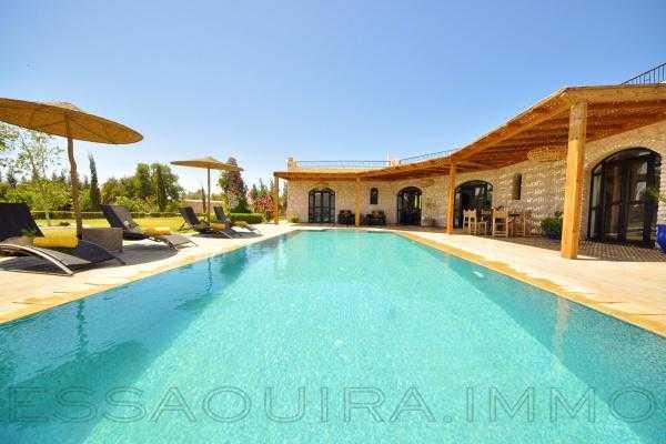 Belle villa avec piscine prés d'Essaouira