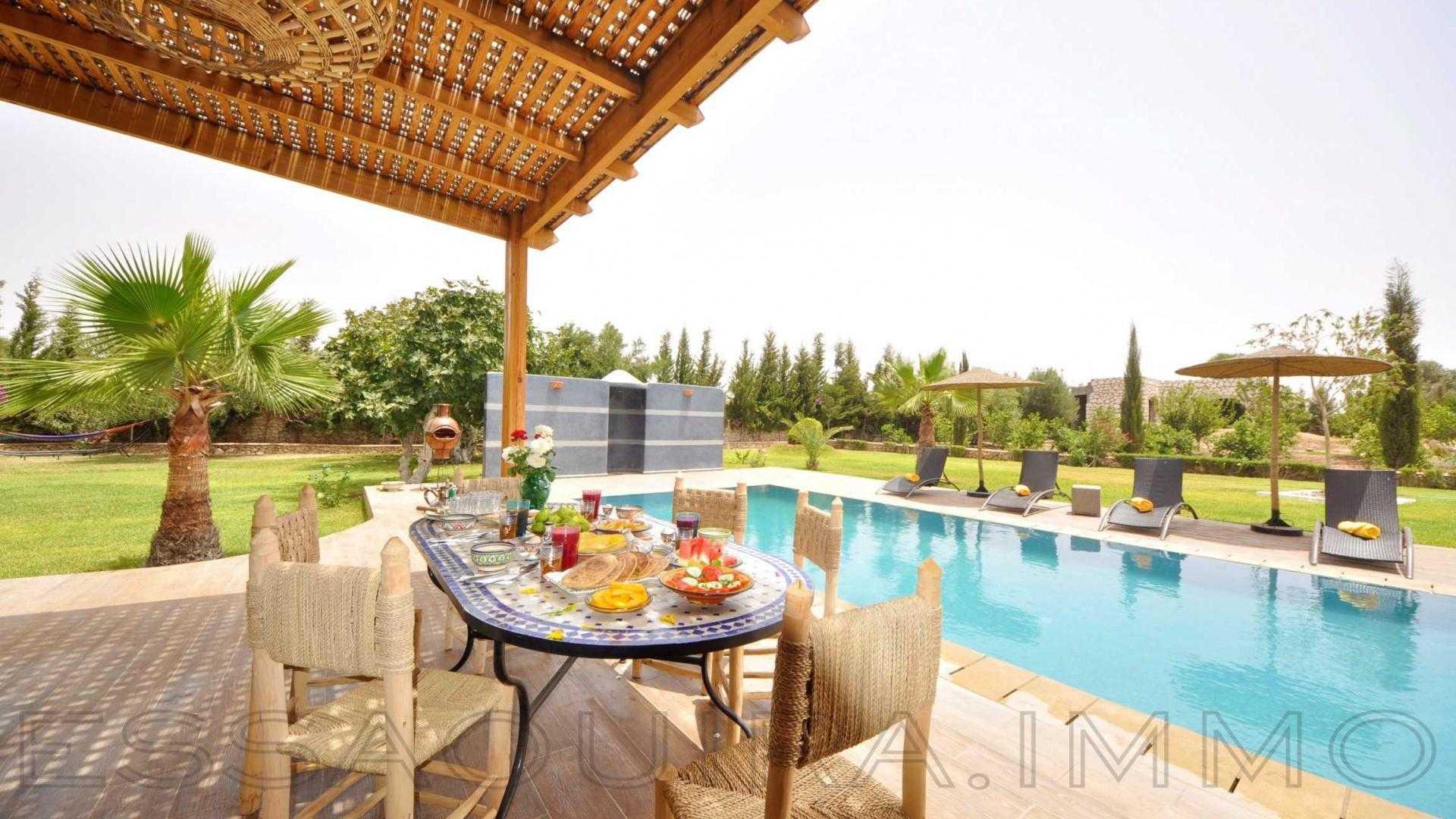 villa référence 1428