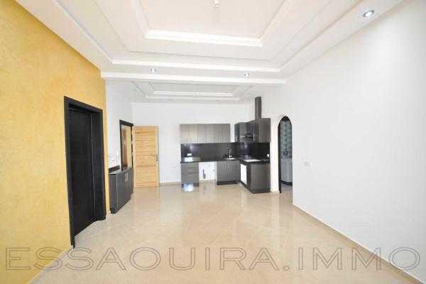 Appartement moderne vide