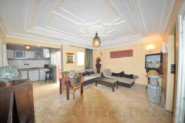 Spacieux appartement meublé