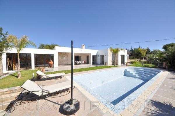 Trés belle villa contemporaine