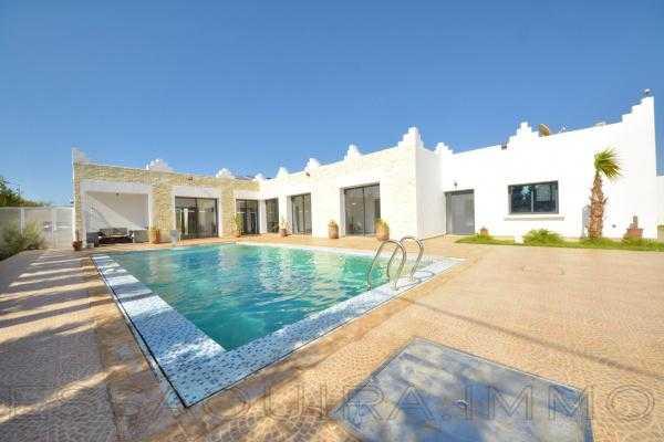 Belle villa el Ghazoua avec piscine
