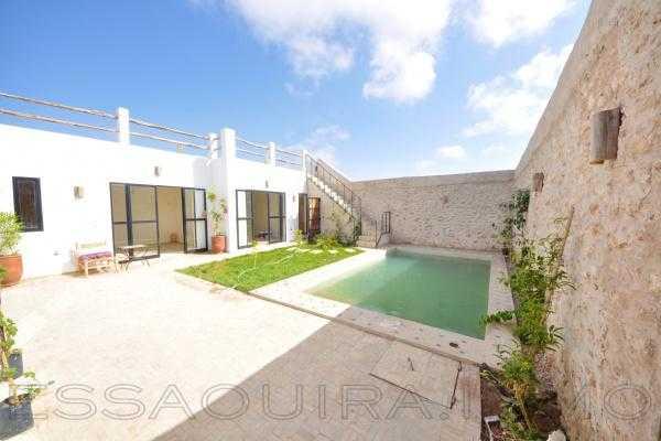 Villa neuve en zone urbaine
