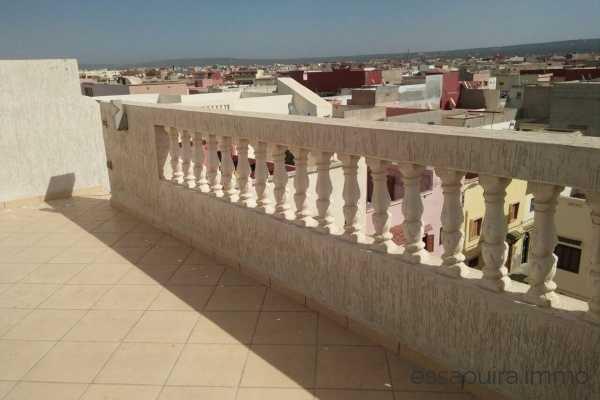 Appartement avec terrasse attenante