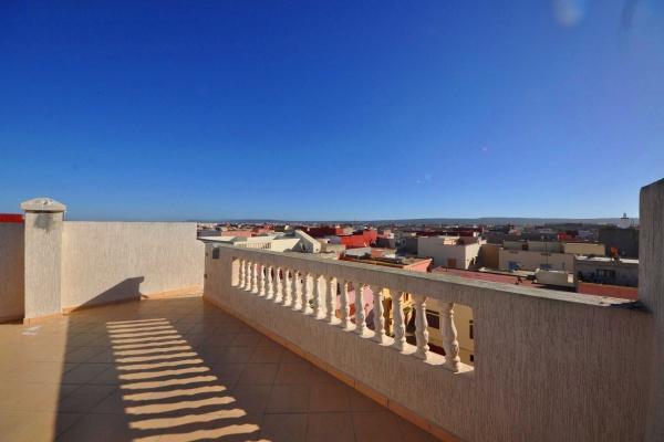 Appartement avec terrasses attenantes