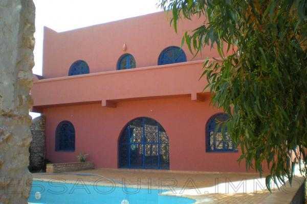 Villa à vendre a ghazoua